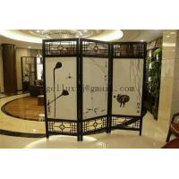 China China style decoration stainless steel room divider factory price on sale