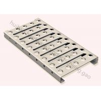 FM Type Lock Interlocking Safety Grip Strut Grating For Platforms And Walkways for sale