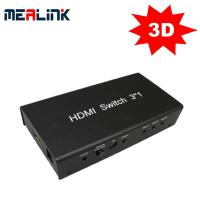 Wholesale 3 to 1 HDMI Switcher (YL0301) from china suppliers