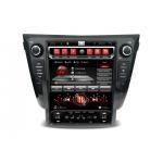China Tesla Screen Radio Receivers Nissan Car Navigaion Qashqai X - trail Dualis 2013 for sale