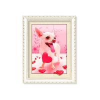 Wholesale Colorful Amazing Animal 5D Pictures 12x17 Inches  0.6mm PET Material from china suppliers
