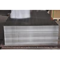 Quality 1100 3003 8011 Aluminum Plain Surface Decorative Sheet Metal with Approval for sale