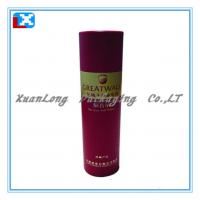 Wholesale gift kraft paper wine box from china suppliers