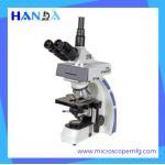 China HANDA fluorescence microscope led microscopes  wide field fluorescence microscopy fluorescence confocal microscopy for sale