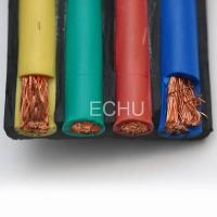 Buy cheap Lifter cable, Flat Crane Cable H07VVH6 16.0MM2 from wholesalers