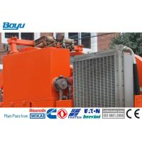 Quality 2x80kN Hydraulic Cable Tensioner Transmission Line Equipment Groove Number 2x6 for sale