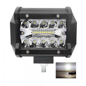 China Mini 4 Inch Led Light Bar 9 - 32 V DC Operating Voltage Easy Installation on sale