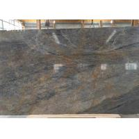 Henan quarry low price Golden vein blue marble 18 mm beautiful decor for sale