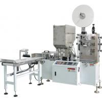 China Straw Single Packing Machine with 2 Colors Printer for sale