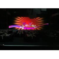 Wholesale Large Flexible LED Advertising Display / LED Video Display Screen  For Stage Backdrops from china suppliers