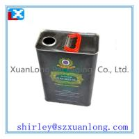 Wholesale Olive Oil Tin Box Manufacturer from china suppliers