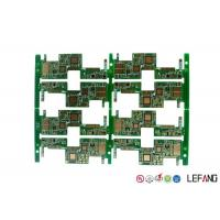 Buy cheap Automobile Multilayer PCB Board , PCB Printed Circuit Board Assembly ENIG from wholesalers