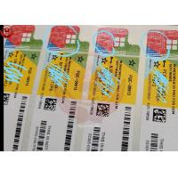 Wholesale Original Genuine Microsoft Windows License Sticker / Windows 7 Oem Sticker from china suppliers
