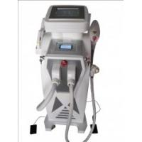 IPL Beauty Equipment YAG Laser Multifunction Machine For Photo Rejuvenation Acne Treatment