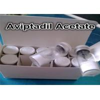 Wholesale Human Growth Hormone Aviptadil Acetate Raw Steroid Powders for Pulmonary Hypertension from china suppliers