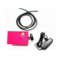 Wholesale Lightweight 12 Volt DC 3 Colors Airbrush Mini Air Compressor for Makeup , Cosmetics , Tattoo from china suppliers