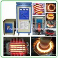 China Hot selling High Frequency Electromagnetic Induction Heating Machine for hardening heating workparts with best prices on sale