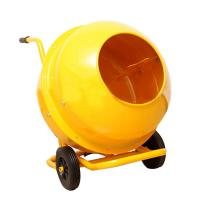 Wholesale Mobile Electrical Wheelbarrow-Style Mini Cement Mixer from china suppliers