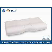 Wholesale Polyurethane Molded Magnetic Memory Foam Pillow With Aloe Vera Sign Cover from china suppliers