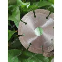 "Wholesale BOMA TOOLS High Performance hot Press 4""(110mm) Marble Blade with 1.0mm steel thickness from china suppliers"