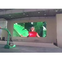 Wholesale Front Maintenance Fixed Full Color Led Display Screen for Indoor gym / Stadium from china suppliers