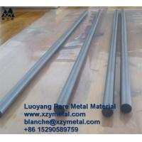 China Good quality TZM molybdenum rod moly bar for vacuum furnace for sale on sale