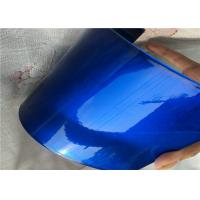 Clear Candy Blue Powder Coat Electrostatic Spray High Temperature Resistance for sale