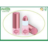 Wholesale Custom Eco Friendly Lip Balm Tubes , Paperboard Containers For Cosmetics from china suppliers