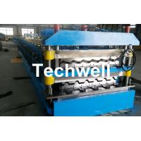 Wholesale Chain Transmission Double Layer Roll Forming Machines For Corrugated Sheets from china suppliers