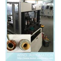 China Stator Coil Winding machines for External Rotor Outer Rotor Motors WIND-WZE on sale
