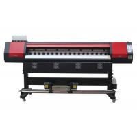 Buy cheap Stable Quality 1.8M Format Eco Solvent Printer With Single Head from wholesalers