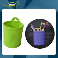 Wholesale 2015 Multi Use Colourful Silicon Car Pocket , Air Vent Pocket from china suppliers