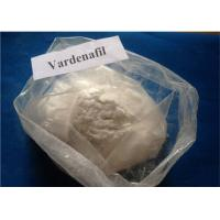Wholesale Strongly Pharmaceutical Powder Vardenafil for Treatment Erectile Dysfunction from china suppliers