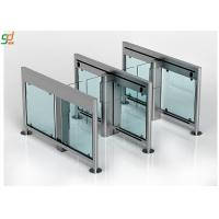Wholesale Stainless Steel Swing Barrier Gate Swing Turnstile For Entrance Access Control from china suppliers