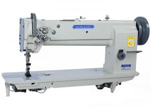 Wholesale 18 Inch Arm DP17 lockstitch Double Needle Sewing Machine from china suppliers