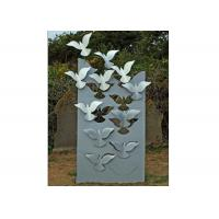 Wholesale Flying Large Metal Lawn Sculptures Animal Statue Wall Decoration Modern from china suppliers
