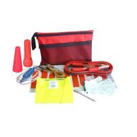 Wholesale 11pcs Auto Emergency Tool Kit for buses, boats and vehicles from china suppliers