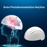 Wholesale Increasing Oxygenation Health Analyzer Machine Brain Photobiomodulation Deep Tissue Therapy from china suppliers