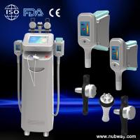 Buy cheap New design fat freezing cryolipolysis body slimming machine with 5 handles from wholesalers