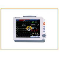 Wholesale 12.1 Inch LCD Screen Multi Parameter Patient Monitor 800*600 High Resolution from china suppliers