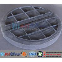 Quality DM07 Monel400 Wire Mist Eliminator Pads, Up Style Demister Pad for sale
