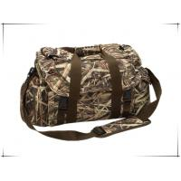 Quality Final Approach Layout Blind Bag / Duck Hunting Blind Bags with PP Belt for sale
