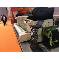 Wholesale Cotton / Linen / Polyeter Fabric Printer Machine With Continous Ink Supply from china suppliers