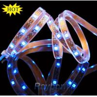 Yellow, Blue IP68 High Brightness SMD 5050 LED Strip Tape Lightings, Flexible Led Strip Lights 12V for sale