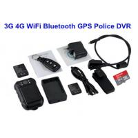 Wholesale Remote Controller Police Body Worn Cameras For Police Officers With Black Color from china suppliers