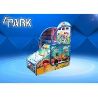 Redemption Capsule Prize Basketball Game Machine Coin Operated Ticket for sale