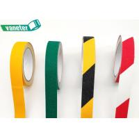 China PVC material anti slip tape Safety Walk Caution Self Adhesive Type for sale
