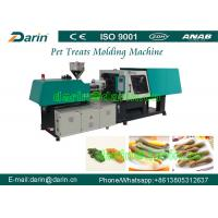 Quality Various Shapes Pet Injection Molding Machine with Extrusion Processing type for sale
