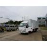 Buy cheap Closed Cooling Semi Truck Diesel Generator , 120 Kw Diesel Generator 165KVA from wholesalers