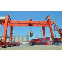 China High Level China 120Ton U Type Gantry Crane Container Gantry Crane For Your Choose for sale
